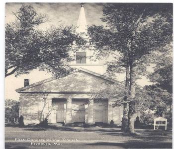 First Congregation Church