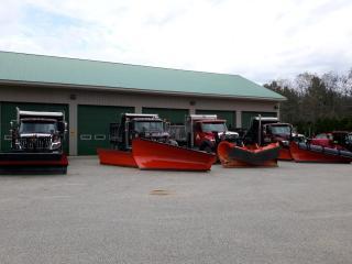 High Vehicles - Plows